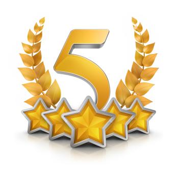 5 Star Rating Website Design Reviews